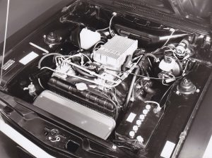 Capri RS2600 engine
