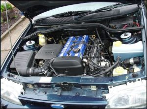 Escort Cosworth engine