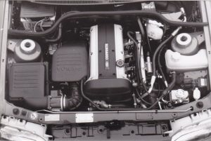 Escort Cosworth late engine