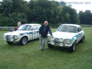 Escort RS1600 cars