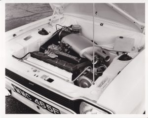 Escort Twin Cam engine
