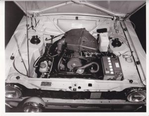 Escort Mexico Mk2 engine