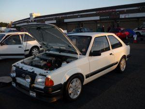 Escort RS1600i