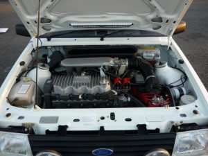 Escort RS1600i engine