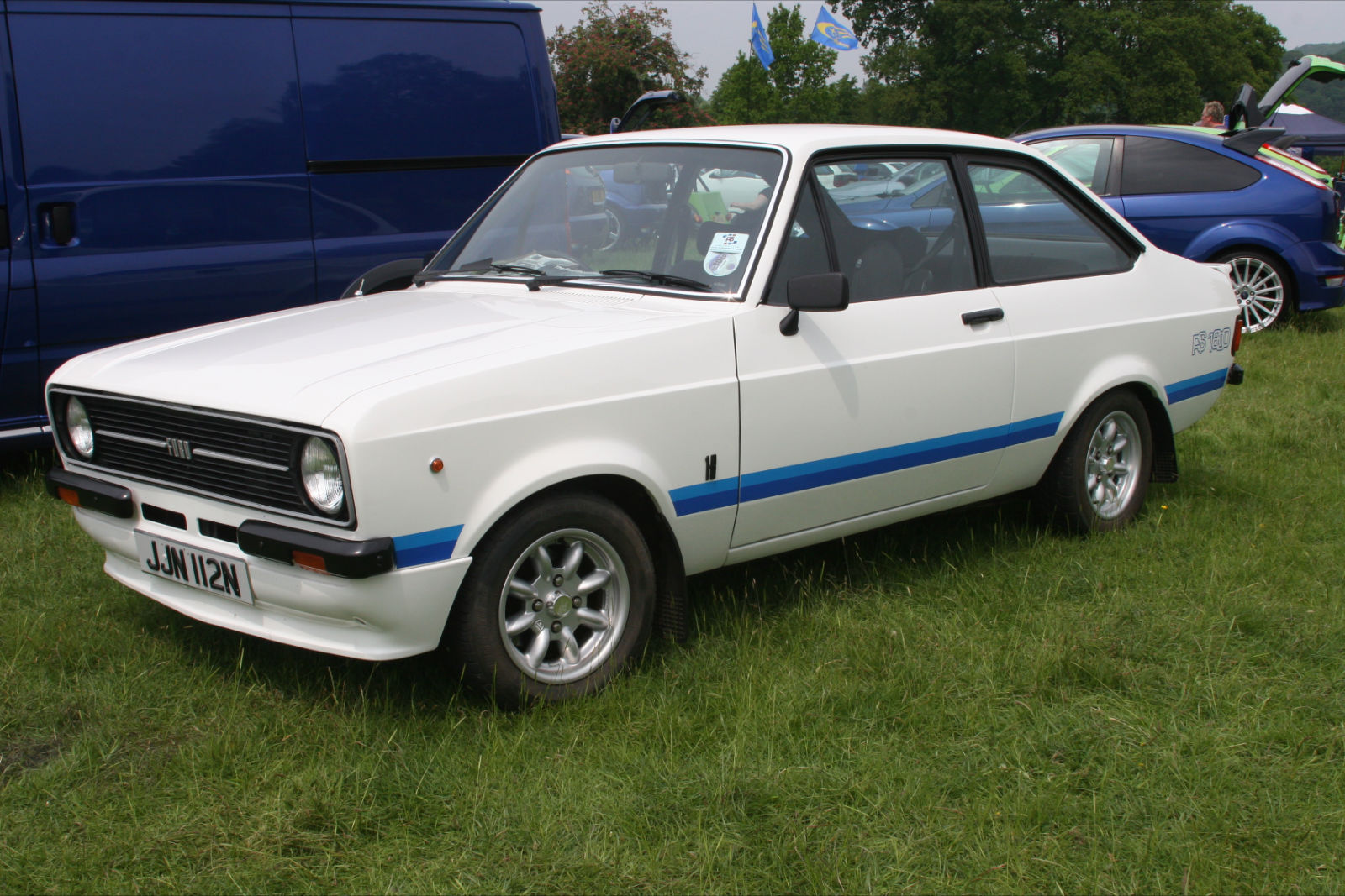 Escort RS1800 – 1975 – Ford RS Owners Club (Australia)