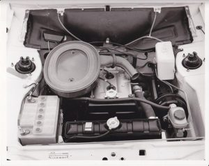 Escort RS1800 engine