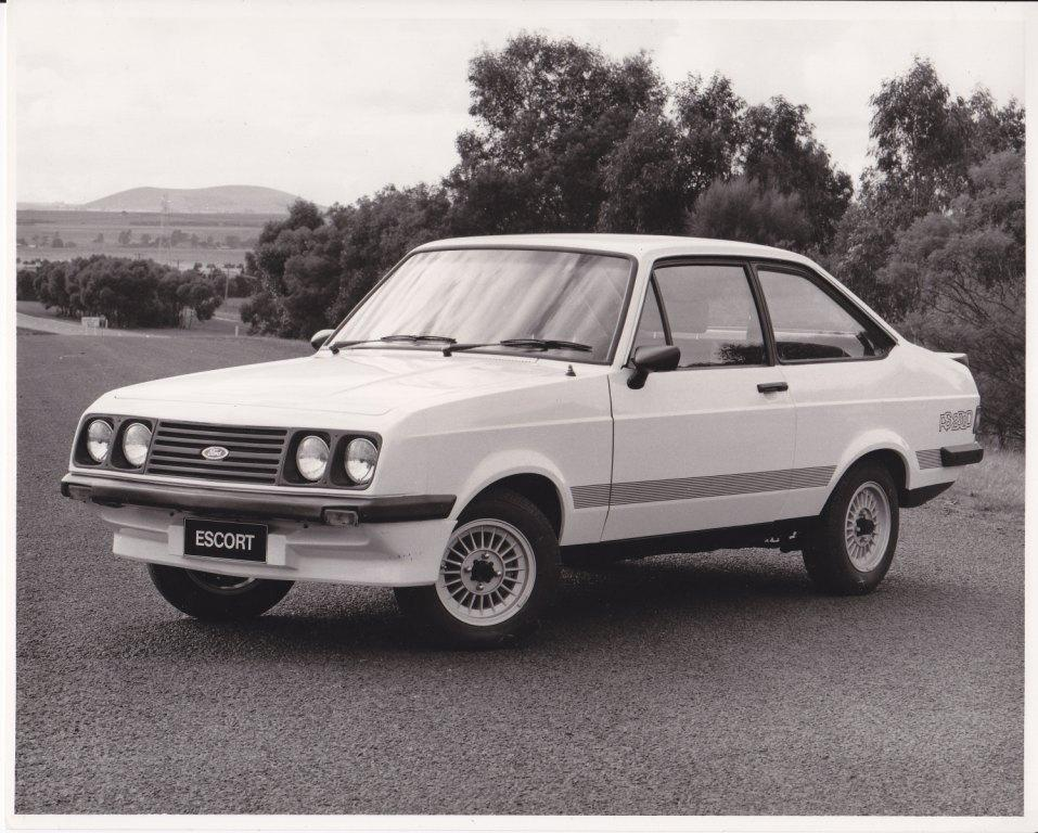 Escort RS2000 Mk2 – Australia 1979 – Ford RS Owners Club (Australia)