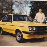 Escort RS2000 Mk2 Australia four door