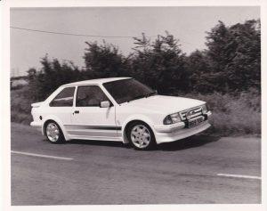 Escort RS Turbo