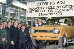 First Car Escort RS1600