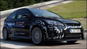 Focus RS Mk2 test car