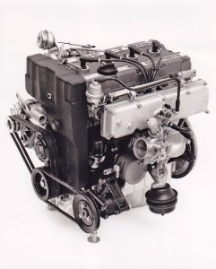 Sierra Cosworth 4x4 engine