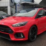 Focus RS Red Edition