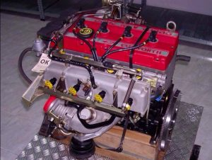 RS500 Engine